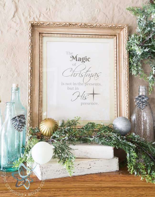 thrift-store-frame-makeover-free-printable-christmas-quote-6