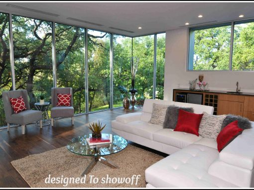 Home Staging Austin Home | Designed To Showoff