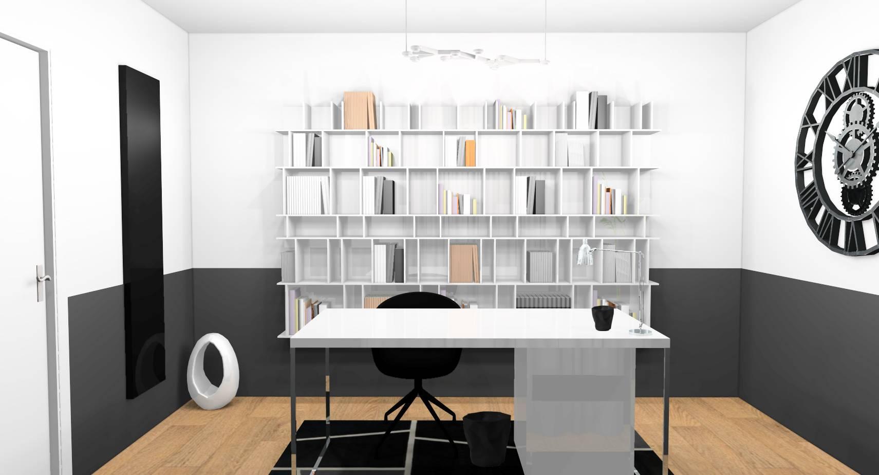 Decoration interieur bureau impressionvisuelle hash tags deskgram