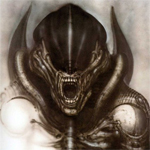 alien by giger