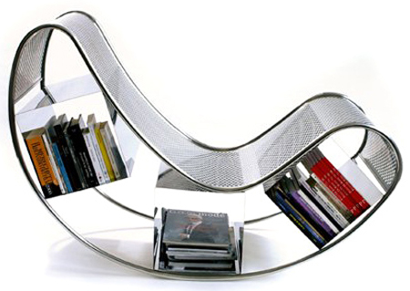 design chair for the reader