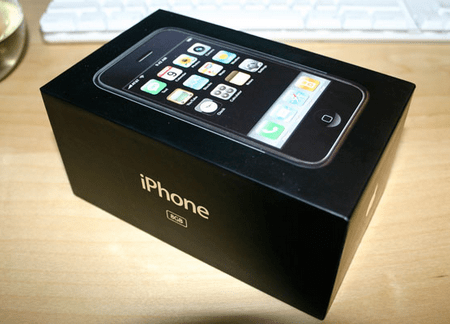 iphone packaging
