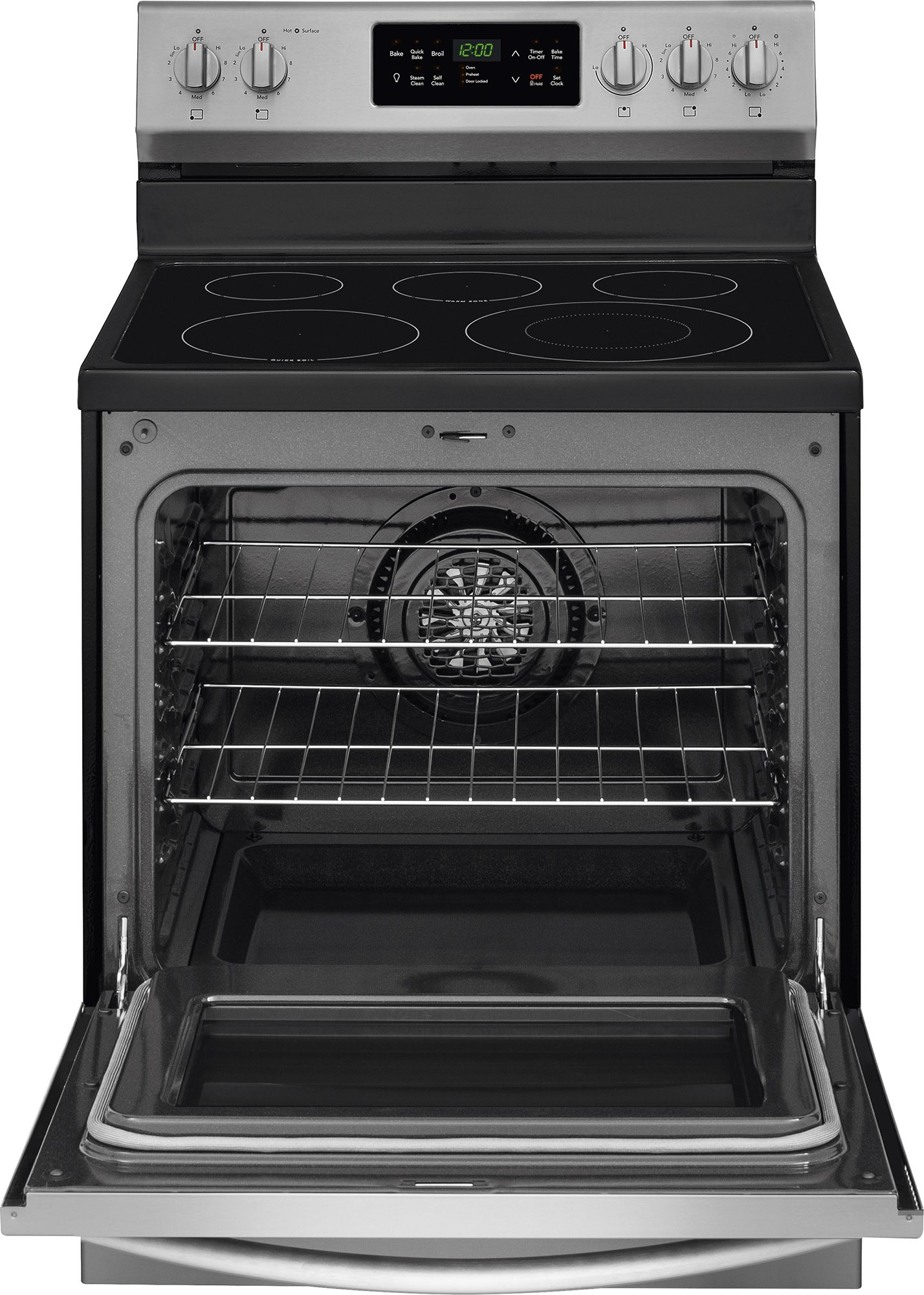 "Gas Grill Fgef3036tf | Frigidaire Gallery 30"" Freestanding Electric"