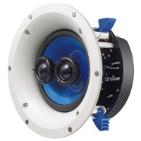 Yamaha NS-ICS600WH Single Stereo In-Ceiling Speaker with 6 ...