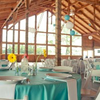 Teal Wedding Inspiration Themes
