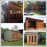 Garden Studios Melbourne / DIY Backyard Studio Kits