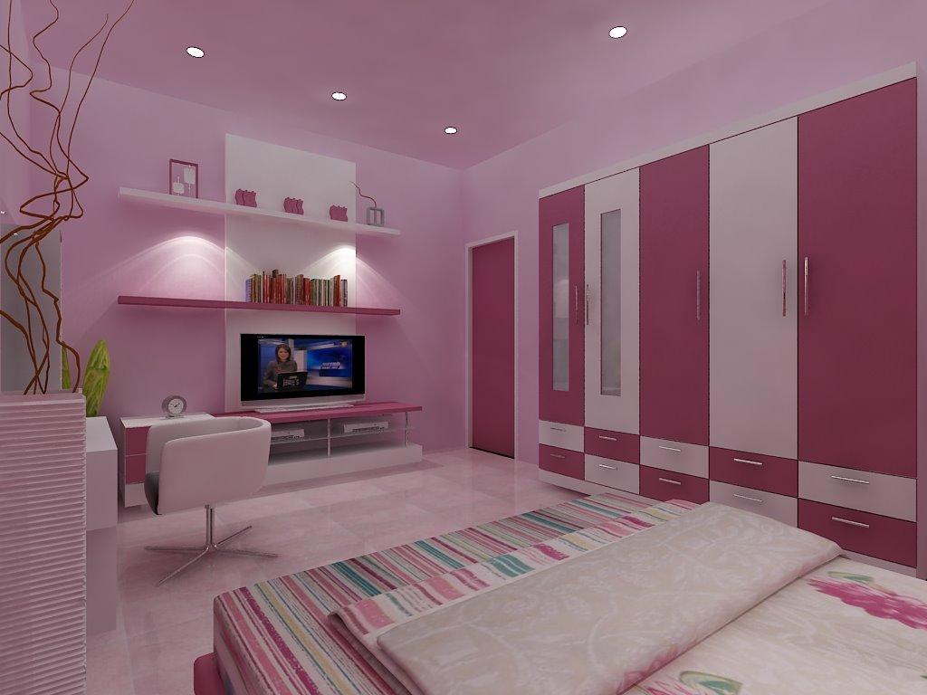 desain kamar tidur unik dan lucu | sobat interior rumah