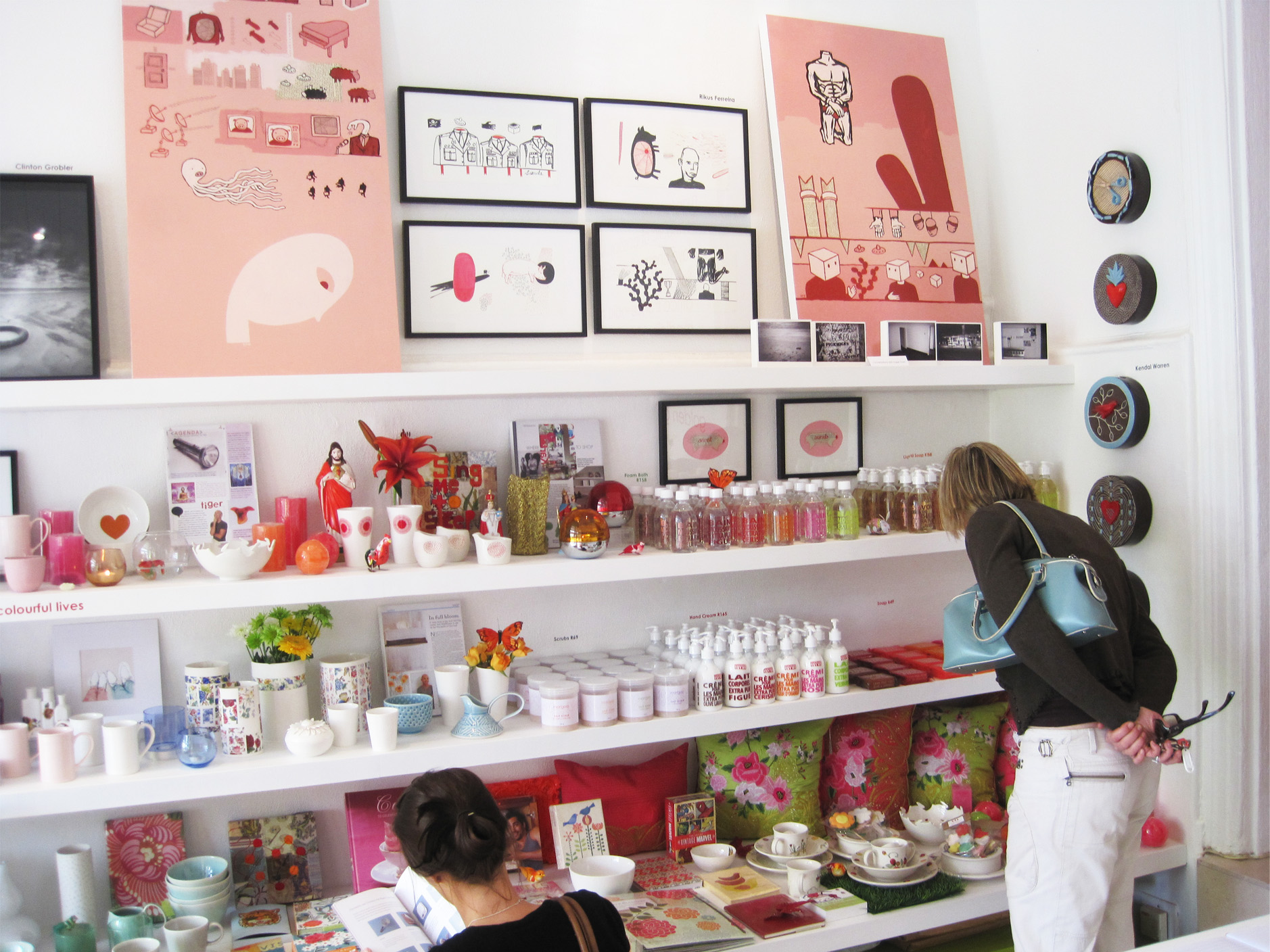 Beautiful Awesome Gift Shop Interior Design Ideas Contemporary ...
