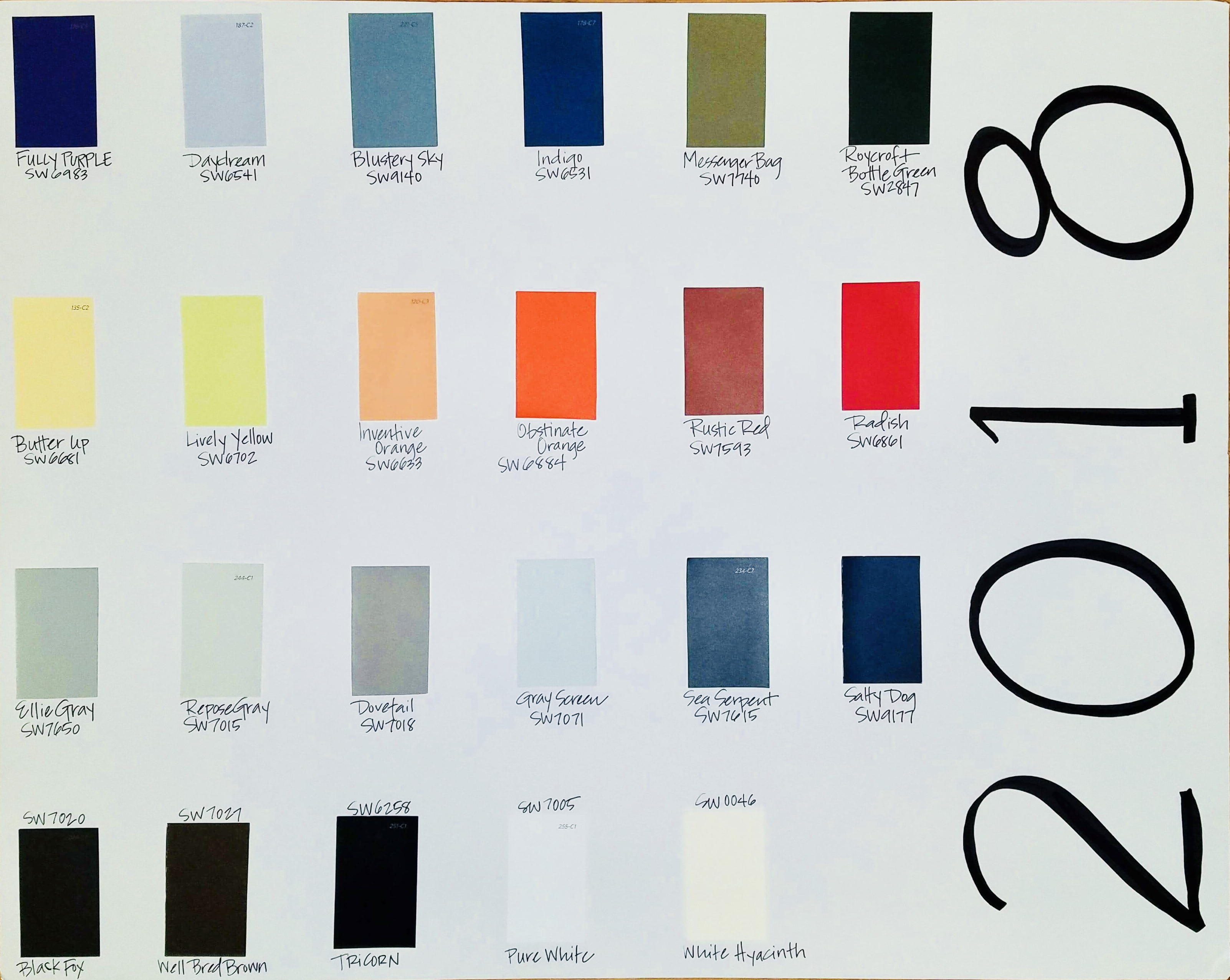 Color Trends Fall 2018 Unique Painting Kc 2018 Color Palette Designer Kansas City