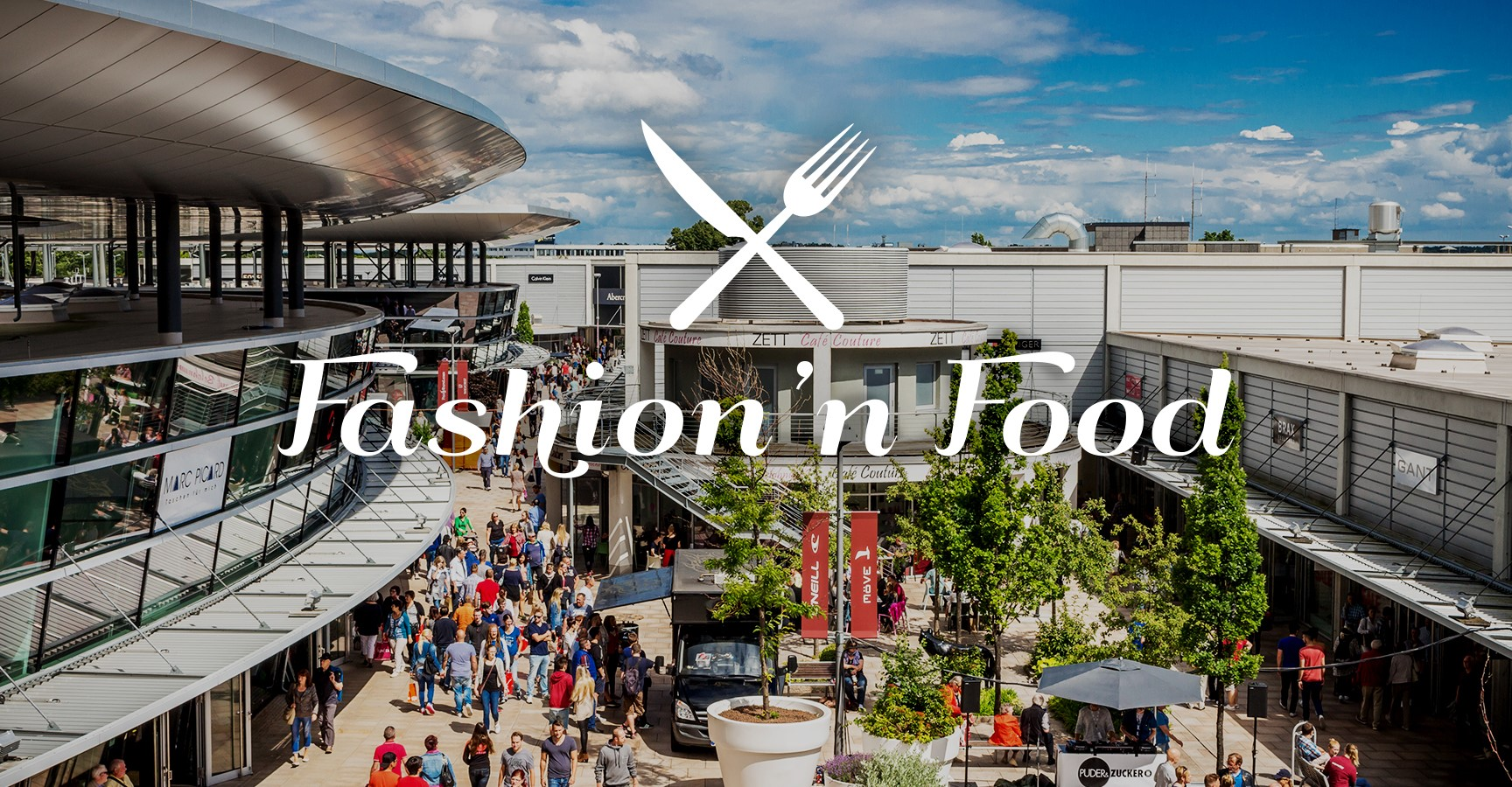 Braunschweig Outlet Fashion Food Streetfood In Den Designer Outlets Wolfsburg