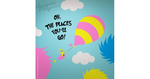 Kid From Oh The Places You39ll Go