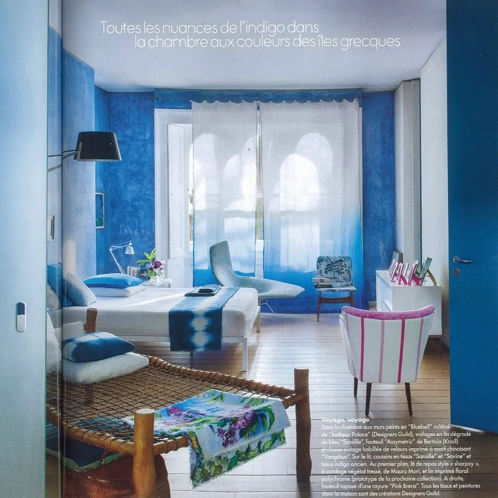 Elle Decoration France Tricia Guild In Elle Decoration France