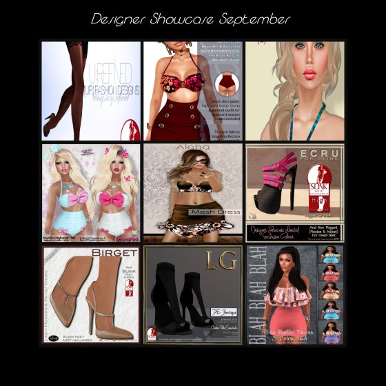 Designer Showcase-September.