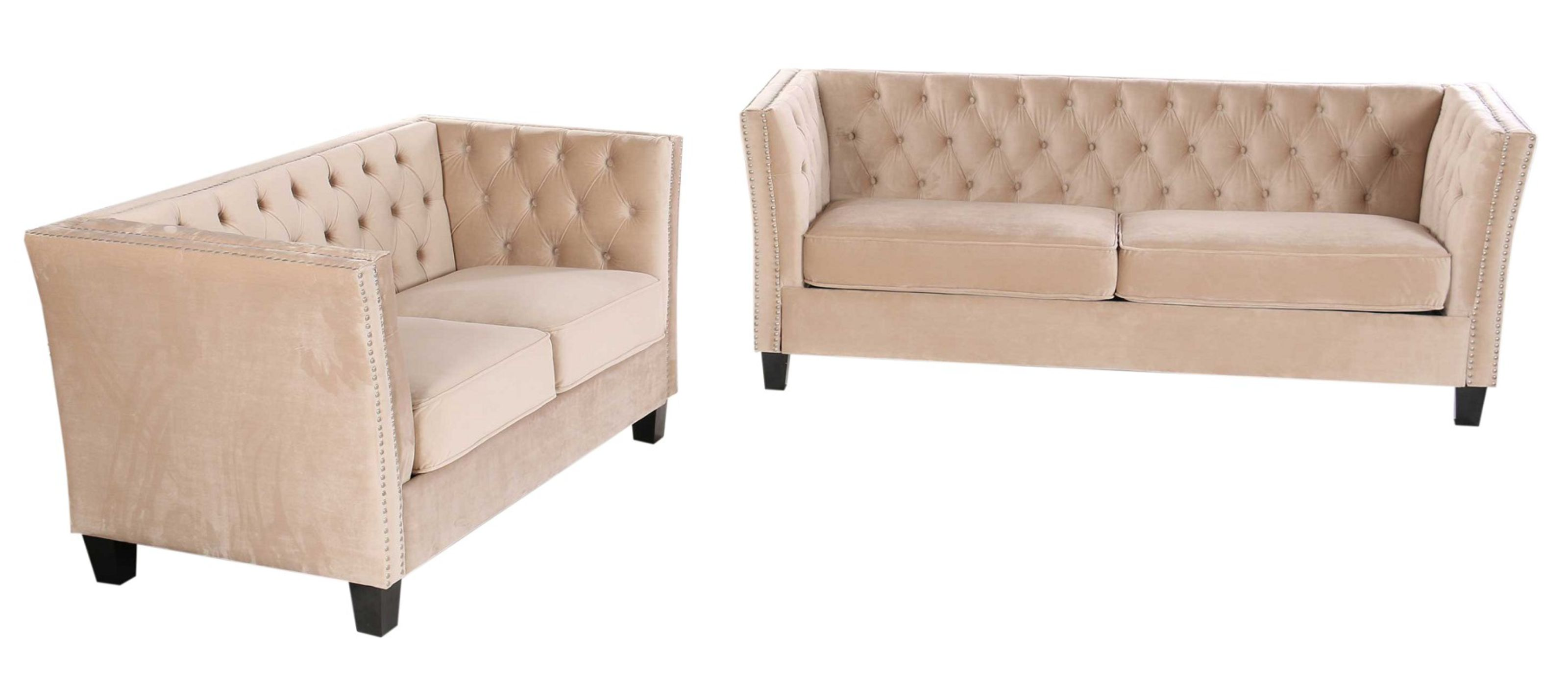 Chesterfield Suites Chesterfield Sofas Now In Flat Pack