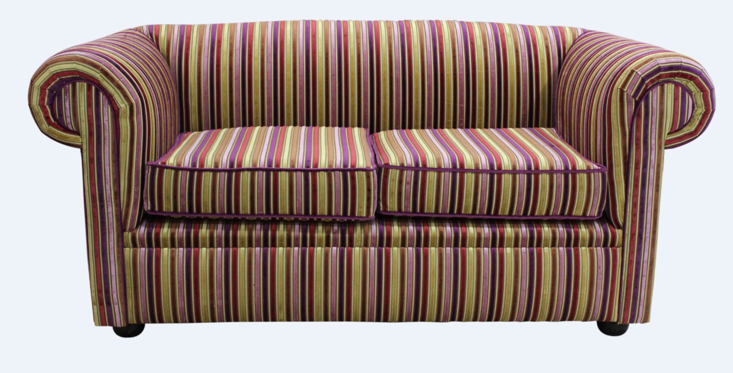 Buy A Chesterfield Sofa Reception Chesterfield Sofas Buy Striped Velvet