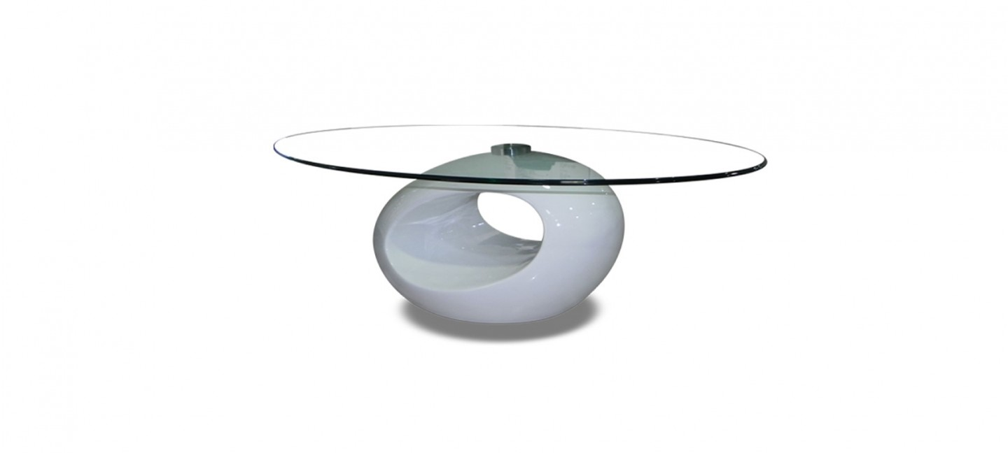 Table Basse Design Blanche Table Basse Design Ronde Blanche Symbiose