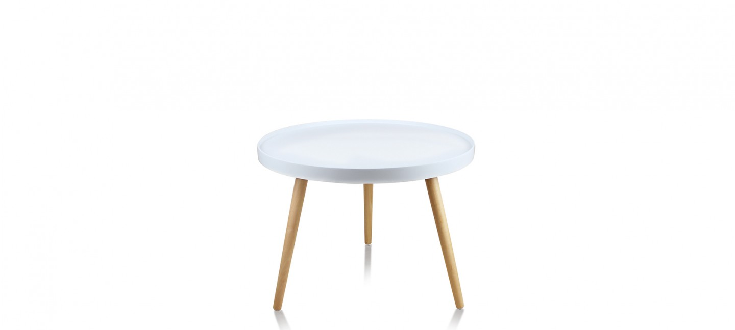 Table Basse Ronde Avec 4 Tabourets Tables Basses Design Designetsamaison