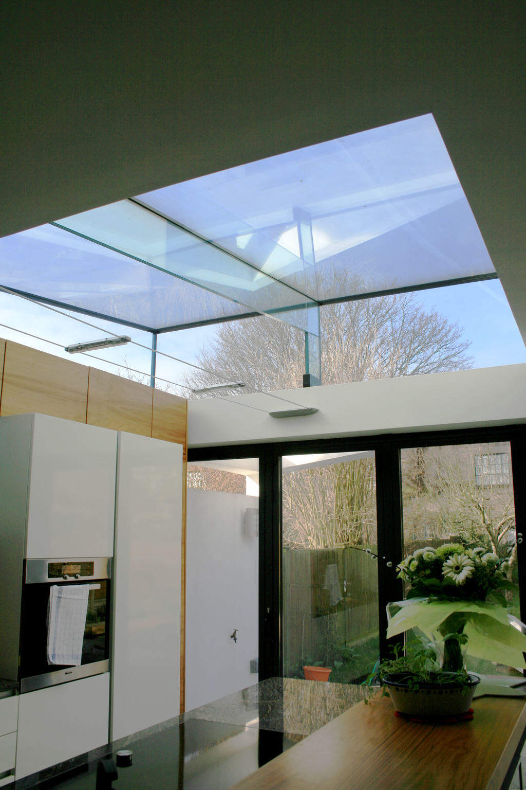 Glass Roof Extension House Extension Ideas By Dfm Architects Design For Me