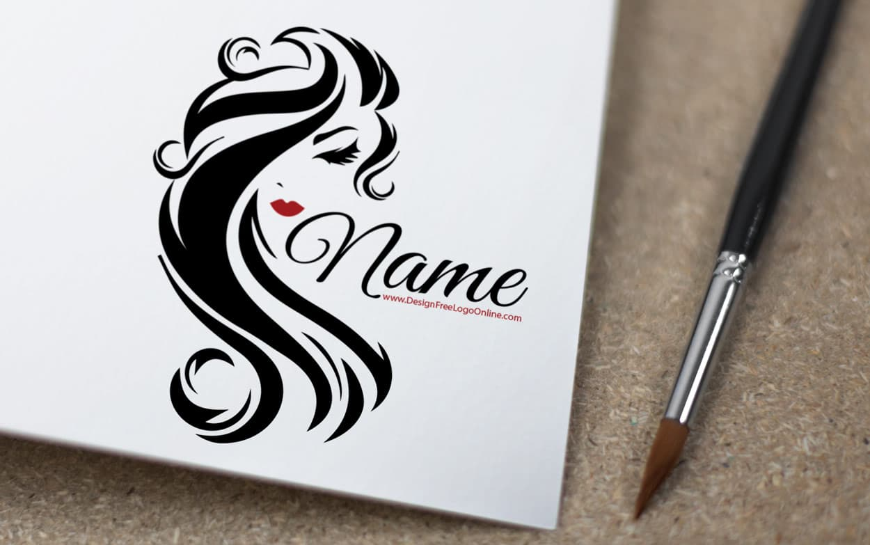 Calligraphy Templates Online Design Free Fashion Logos And Beauty Logo Designs