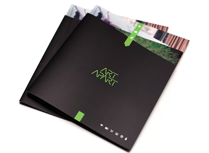 30+ Brochure Design Ideas - Examples for Your Print Projects - brochure design idea example