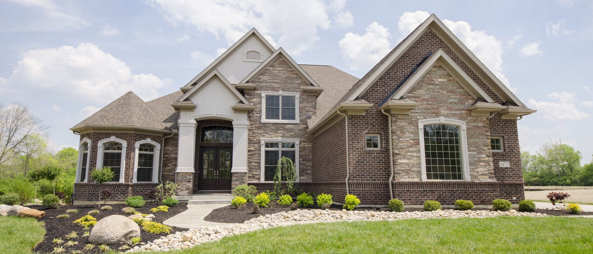 Brick And Stone Exterior Combinations Brick Stone Home Exteriors Choosing Exterior Brick Stone