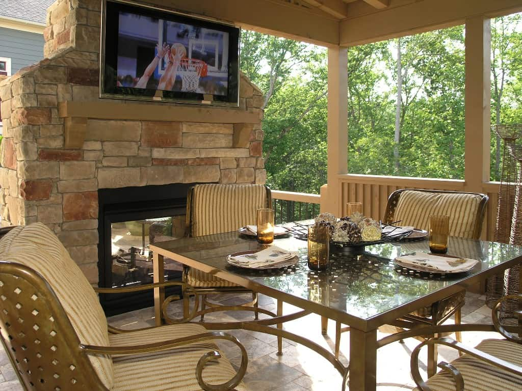 Outside Patio Tips To Up Your Home Value With An Outdoor Patio Deck Area