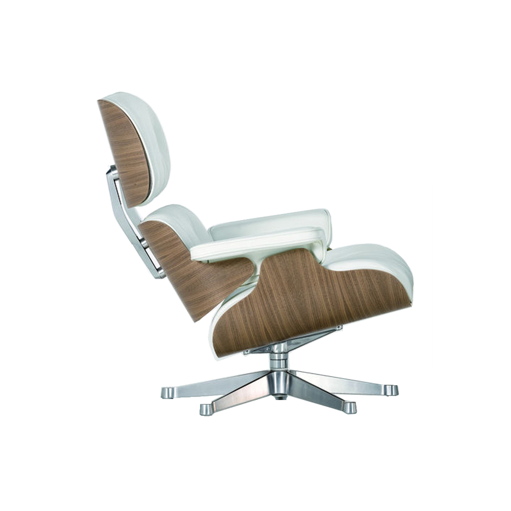 Eames Chair Sessel Vitra Sessel Eames Lounge Chair White Version