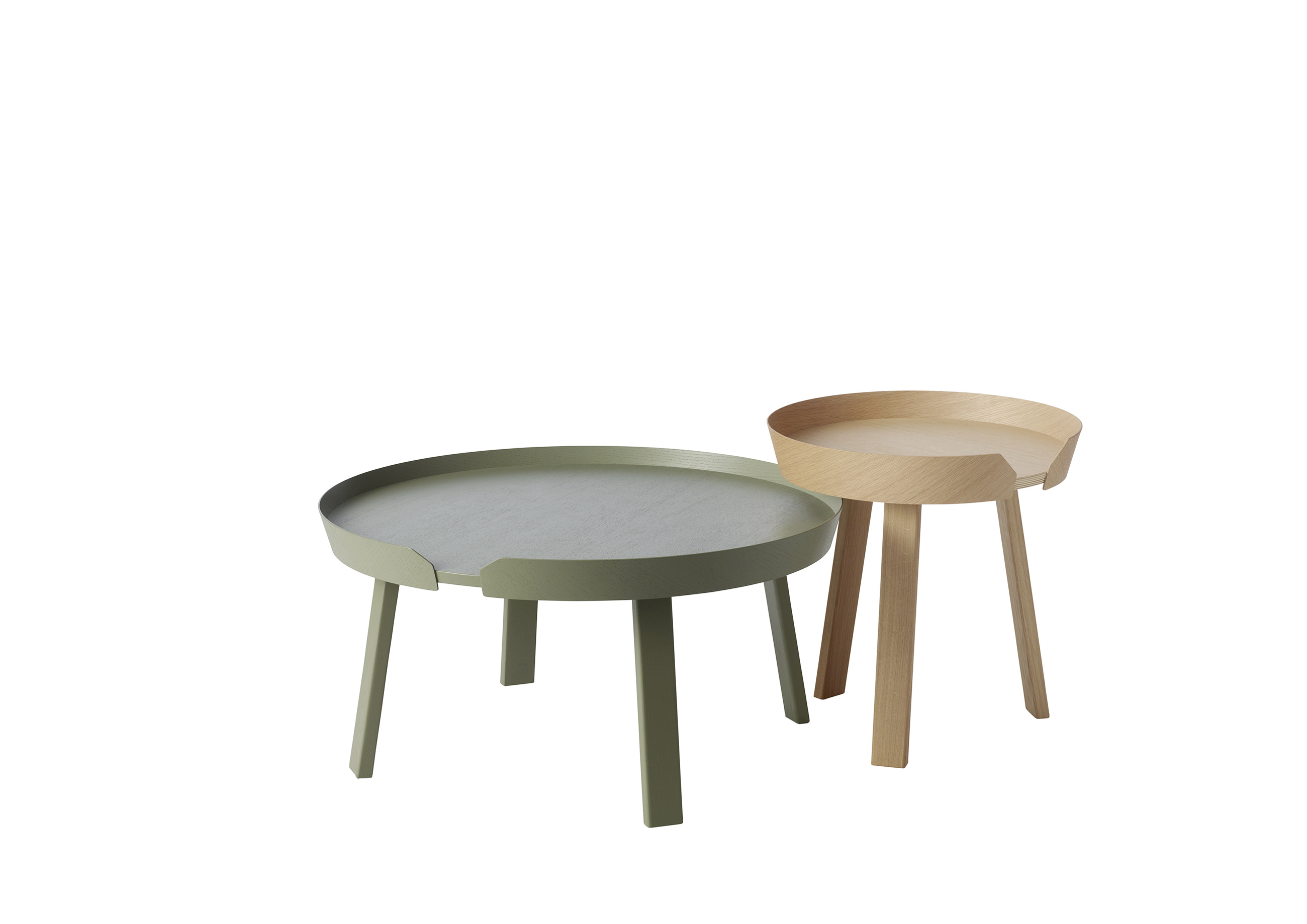 Stilwerk Couchtisch Muuto Couchtisch Around Coffee Table Small