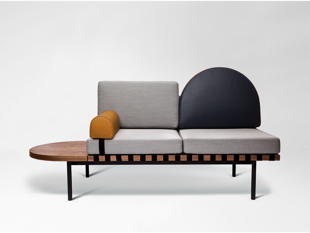 Petite Banquette Design Grid Sofa By Studio Pool Design Indaba