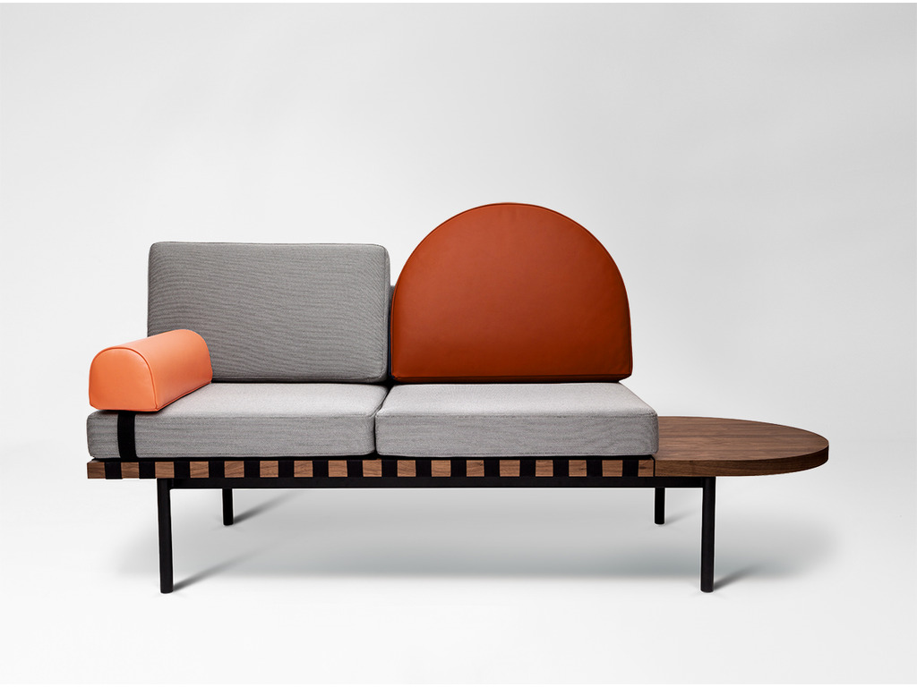 Canapé Petite Friture Grid Sofa By Studio Pool Design Indaba