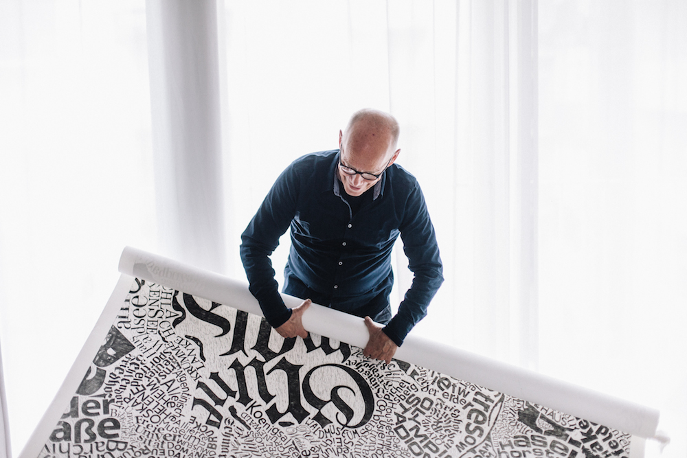 Sessel Lounge Step Into Erik Spiekermann's World | Design Indaba