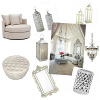Get the look for less on Khloe's home...