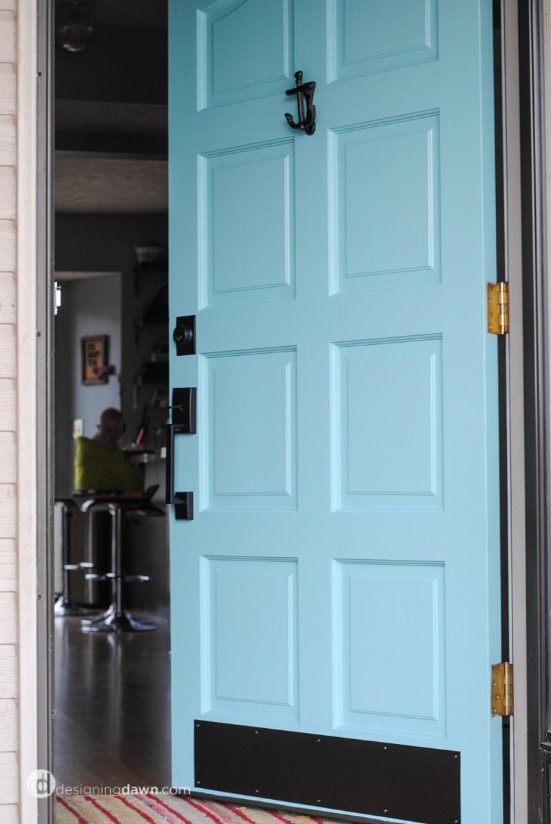Exterior Updating: Shut the Front Door
