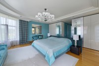 29 Beautiful Blue and White Bedroom Ideas (Pictures ...