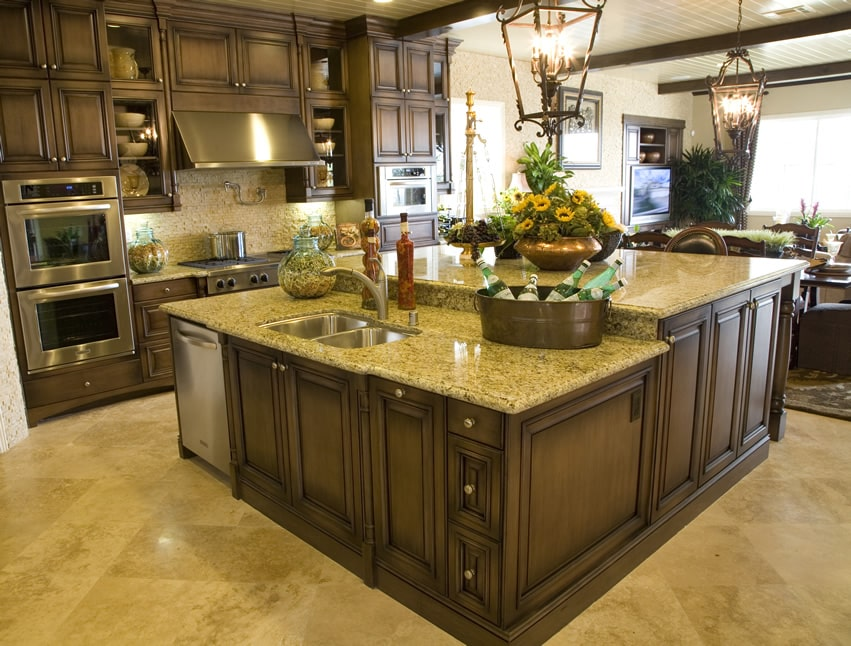 Big Kitchen Island Ideas 79 Custom Kitchen Island Ideas (beautiful Designs