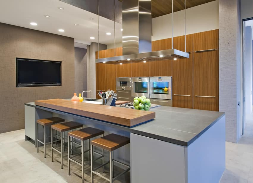 77 Custom Kitchen Island Ideas (Beautiful Designs) - Designing Idea - kitchen islands designs