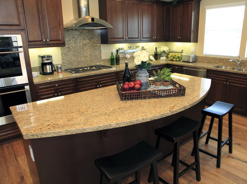 Granite Top Kitchen Island With Seating 81 Custom Kitchen Island Ideas (beautiful Designs