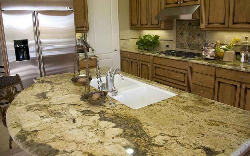 Granite Colors for Countertops (Pictures of Popular Types