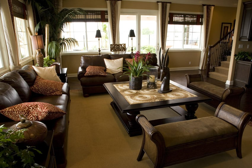 79 Living Room Interior Designs \ Furniture (Casual \ Formal - formal living room chairs
