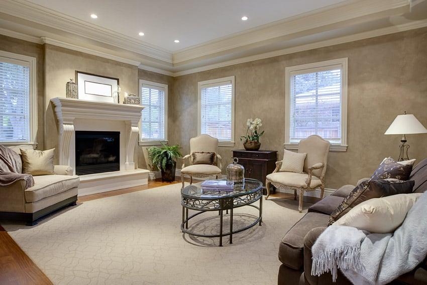 79 Living Room Interior Designs & Furniture (Casual