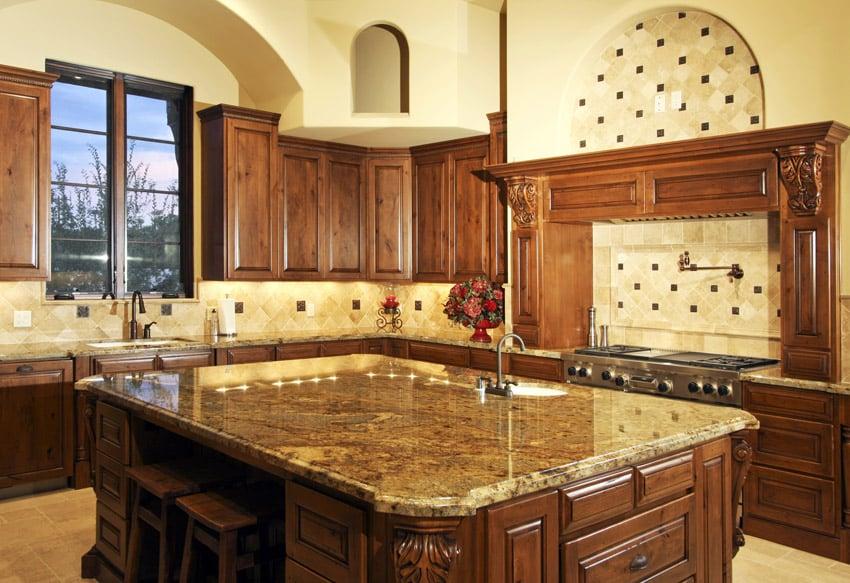 italian style kitchen tile backsplash italian kitchen backsplash design idea mediterranean kitchen