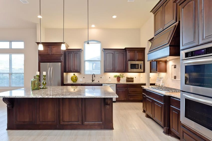 63 beautiful traditional kitchen designs