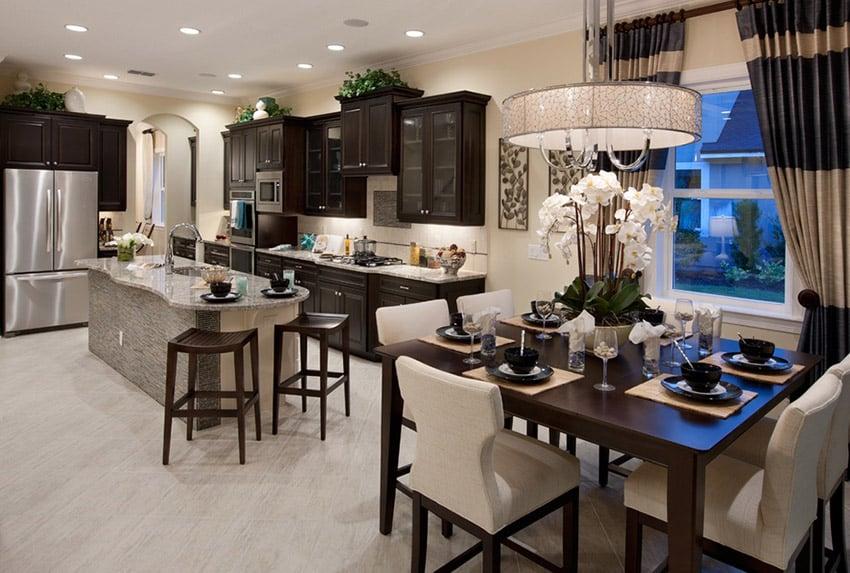 Kitchen Design Ideas (Ultimate Planning Guide) - Designing Idea - transitional kitchen design