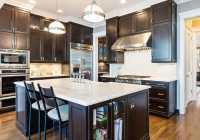 White Countertops With Dark Cabinets - staruptalent.com