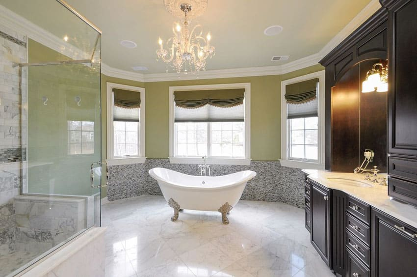 27 Beautiful Bathrooms With Clawfoot Tubs Pictures Designing Idea