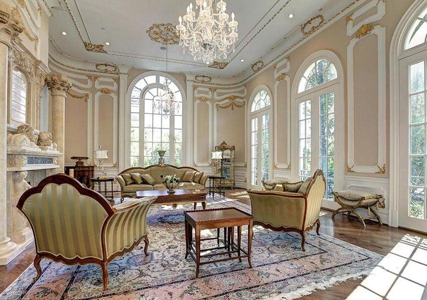 21 Formal Living Room Design Ideas (Pictures)