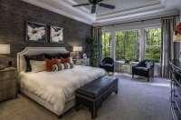 27 Jaw Dropping Black Bedrooms (Design Ideas) - Designing Idea