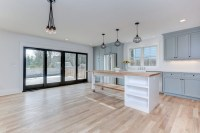 29 Gorgeous One Wall Kitchen Designs (Layout Ideas