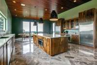 25 Reclaimed Wood Kitchen Islands (Pictures) - Designing Idea