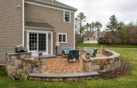 35 Stone Patio Ideas (Pictures) - Designing Idea